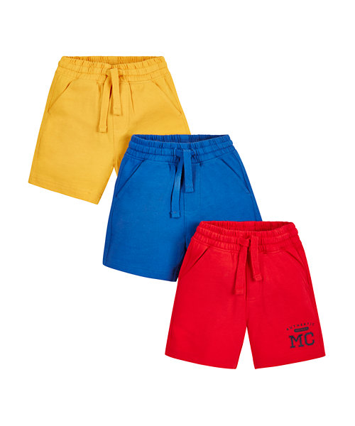Shorts - 3 Pack