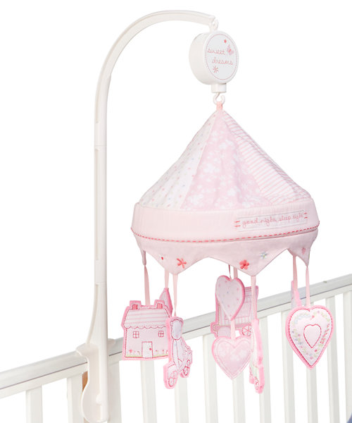Mothercare Rosy Days Musical Mobile