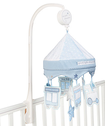 Mothercare Little Voyage Musical Mobile