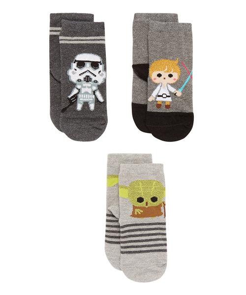 Star Wars Socks - 3 Pack