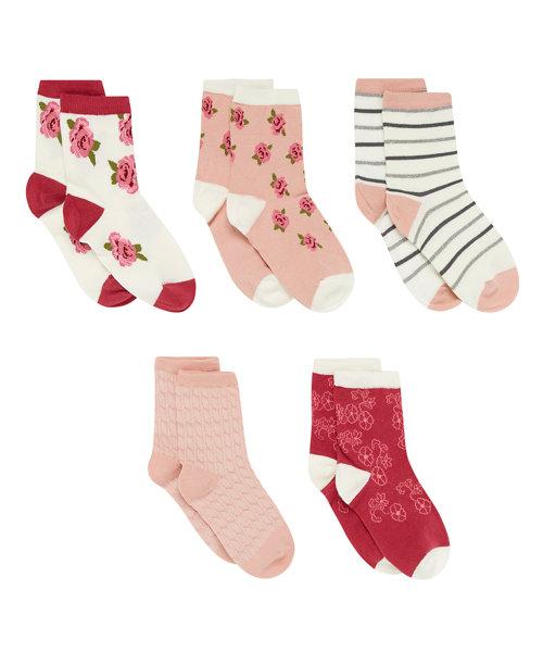 Socks - 5 Pack