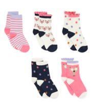 Assorted Socks - 5 Pack