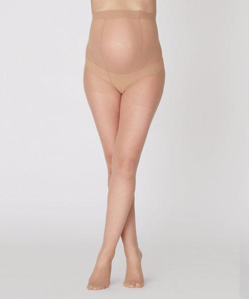 Maternity Neutral Tights 15 Denier - 2 Pack
