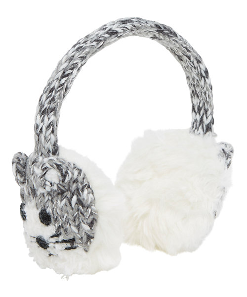 Novelty Cat Ear Muffs