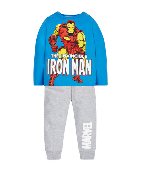 Marvel Iron Man Skinny Pyjamas