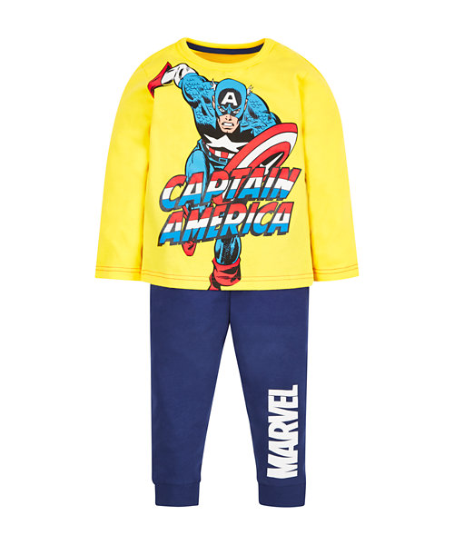 Marvel Captain America Pyjamas