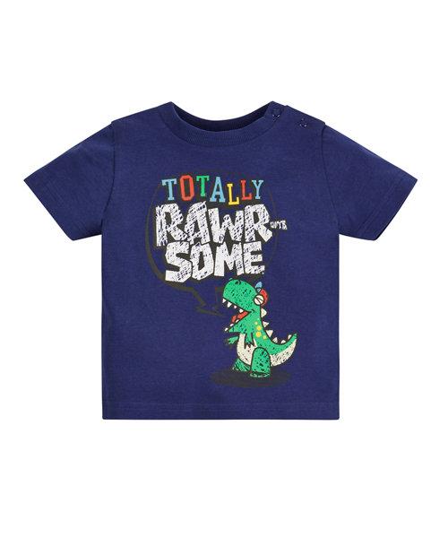 Dinosaur Slogan T-Shirt