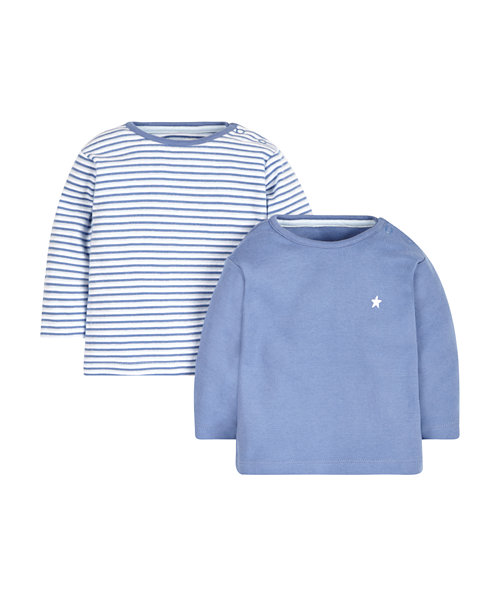 Star and Stripe Tops - 2 Pack