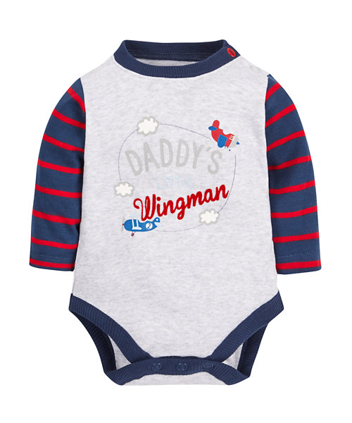 Daddy's Wingman Bodysuit