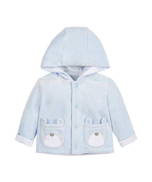 Little Bear Novelty Velour Jacket