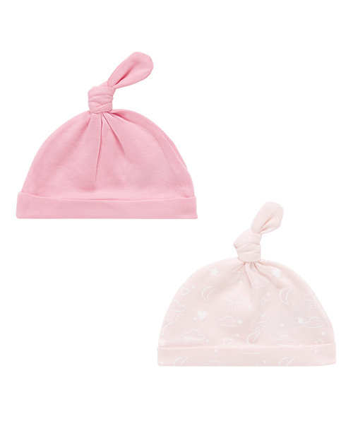 Pink Hats - 2 Pack