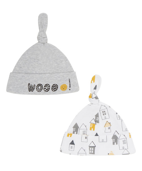 Little House Hats - 2 Pack