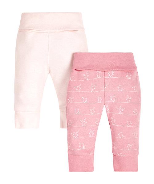 Pink Leggings - 2 Pack