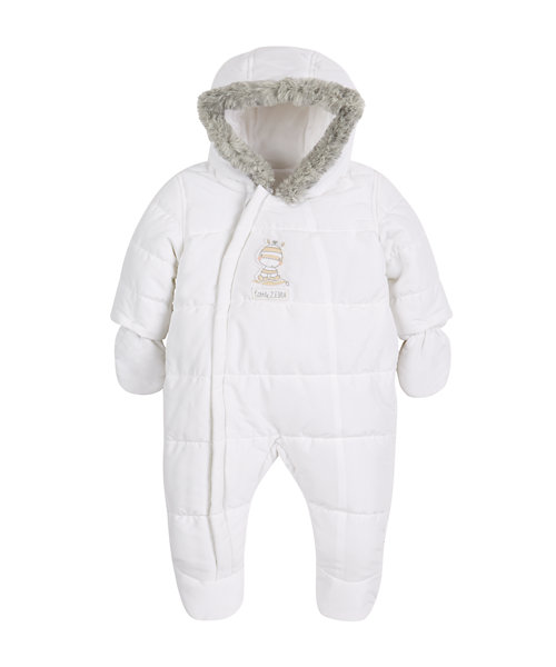 My First Snowsuit