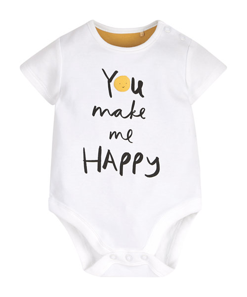 You Make Me Happy Bodysuit