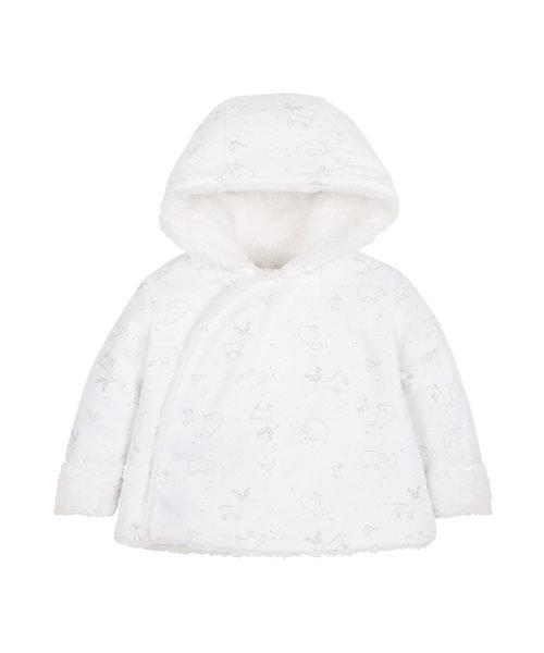 Arctic Print Jacket