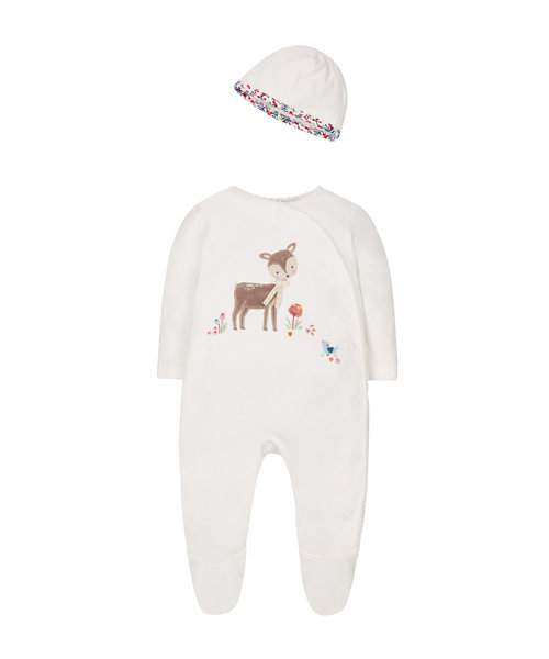 Little Deer All In One with Hat