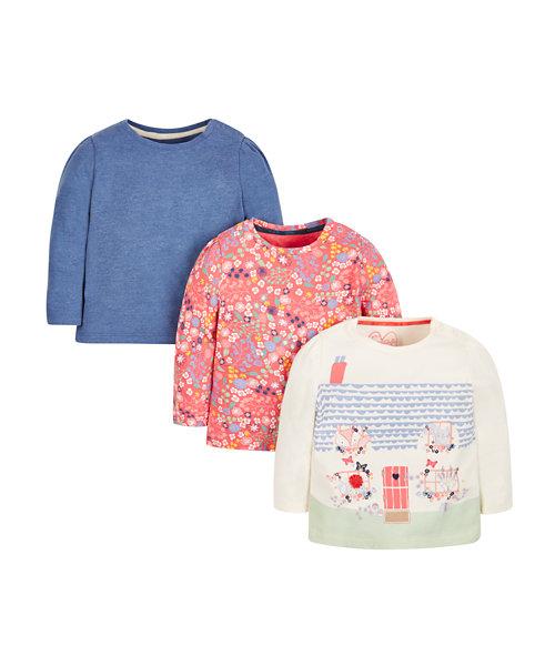 T-Shirts - 3 Pack