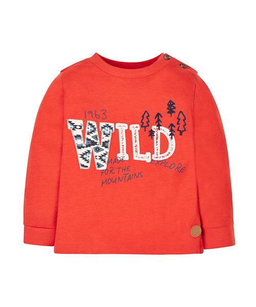 Red Wild T-Shirt