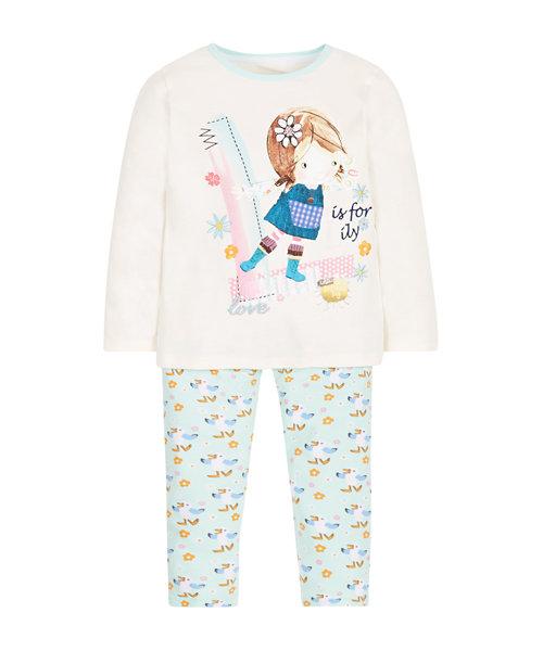 Lily's Driftwood Bay Pyjamas