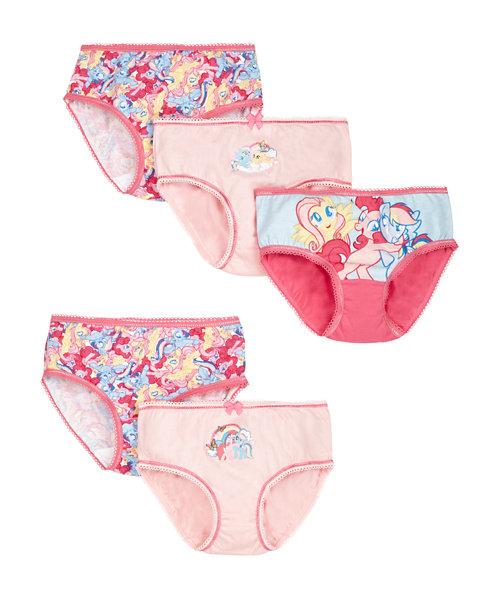 Winnie The Pooh Briefs - 5 Pack
