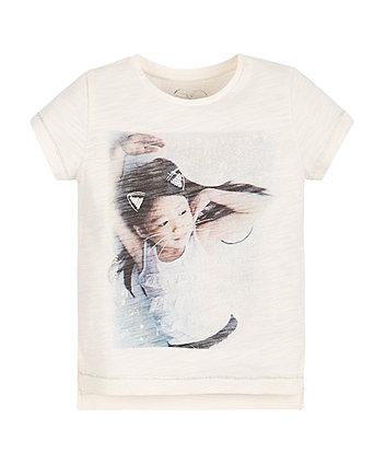 Photographic Girl T-Shirt