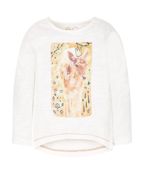 Deer Photo T-Shirt