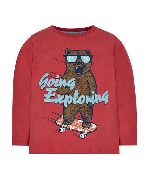 Bear Explorer T-Shirt