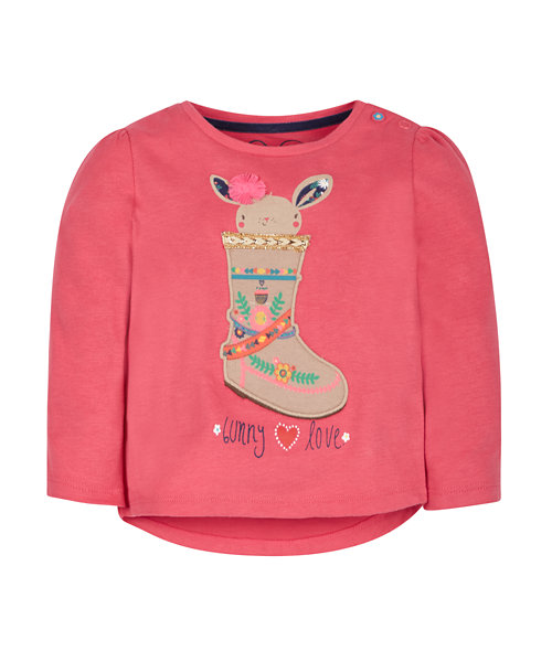 Bunny in a Boot T-Shirt