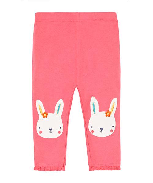 Pink Novelty Leggings