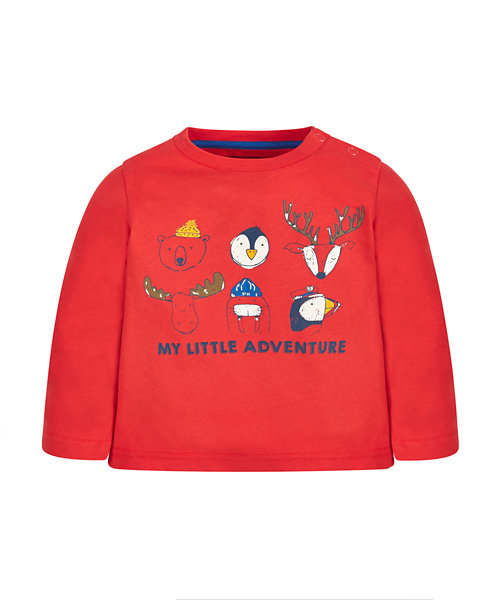 My Little Adventure T-shirt