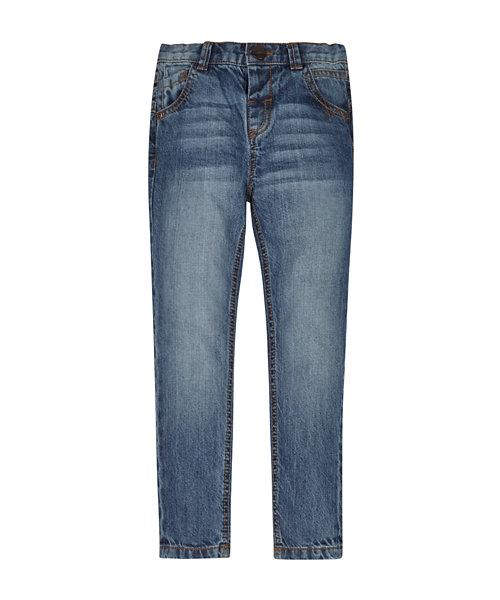 Skinny Jeans - Mid Wash