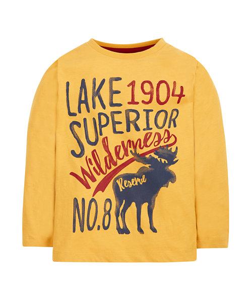 Yellow Lake 1904 T-Shirt