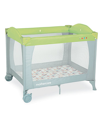Mothercare Classic Travel Cot - Hide and Seek