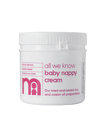 Mothercare All We Know Baby Nappy Cream - 150ml