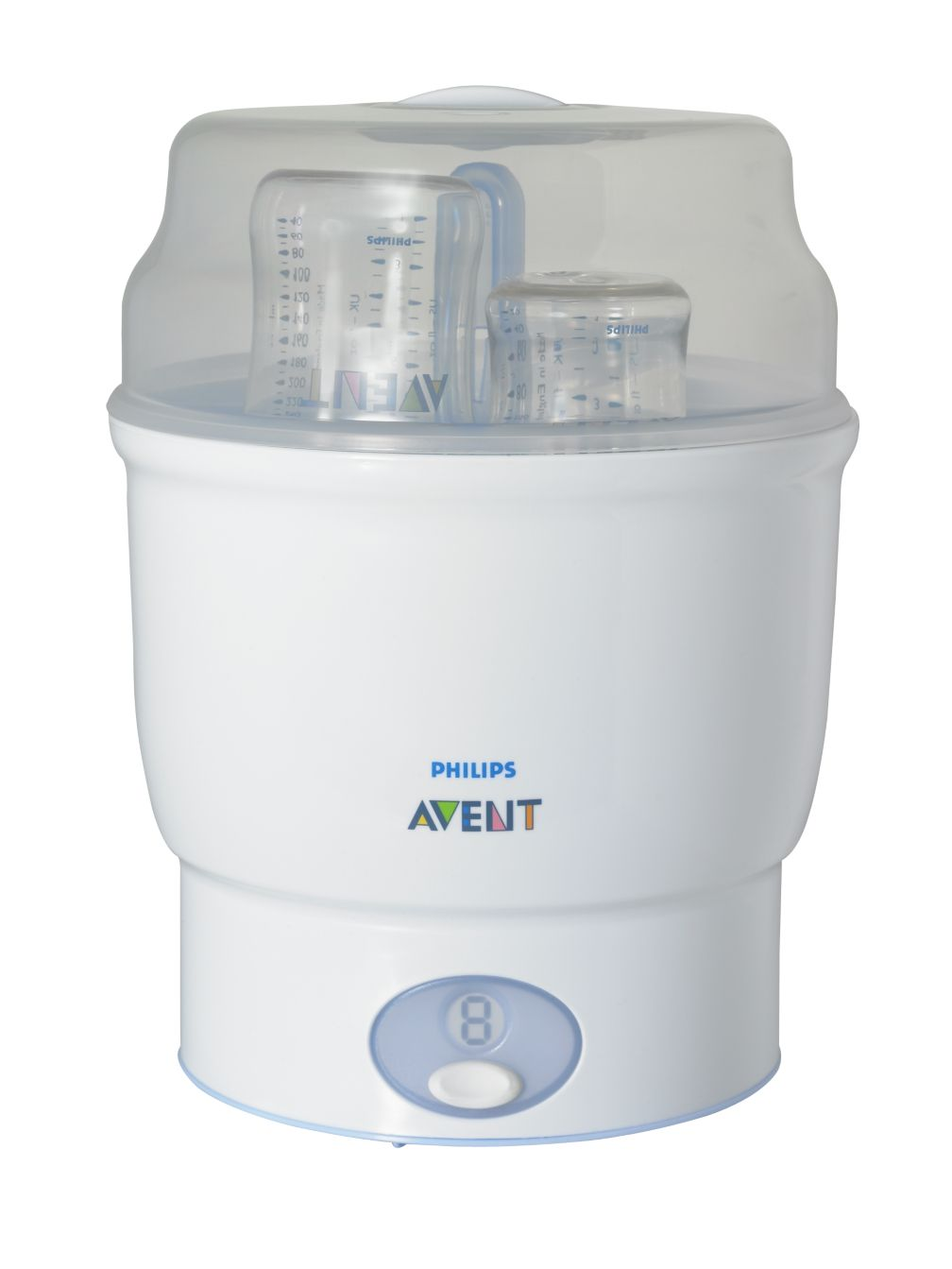 how to use munchkin clean electric sterilizer