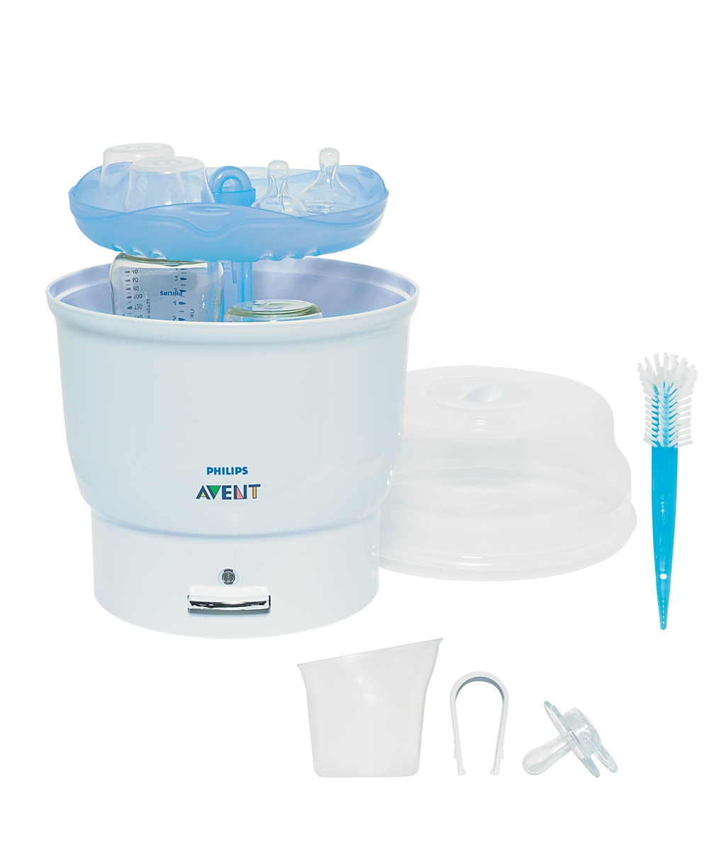 Philips AVENT Complete Express electric steam steriliser