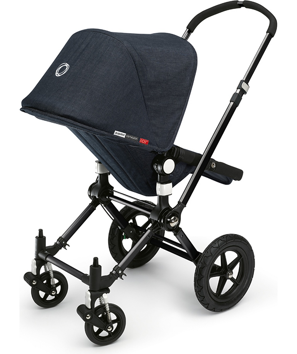 (bugaboo)  RED  cameleon denim