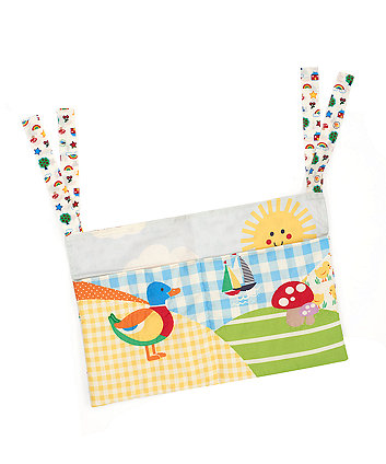 Mothercare Little Bird Cot Tidy