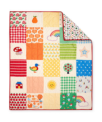 Little Bird Quilt