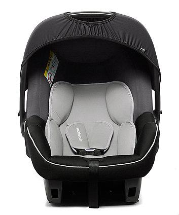 Mothercare Ziba Baby Car Seat - Black