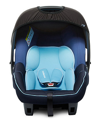 Mothercare Ziba Baby Car Seat - Blue