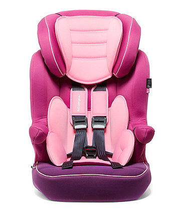 Mothercare Advance XP Highback Booster Car Seat - Pink