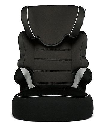 Mothercare Milan Highback Booster Car Seat - Black
