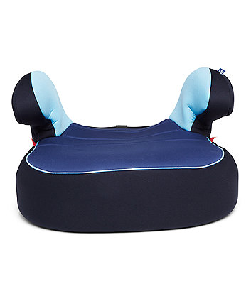 Mothercare Carseat Dream Booster - Blue 3 Tone