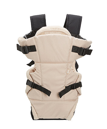 Mothercare Three Position Baby Carrier - Sand