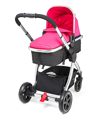 Journey Chrome Travel System - Pink