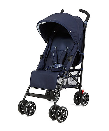 Mothercare Roll Stroller - Navy