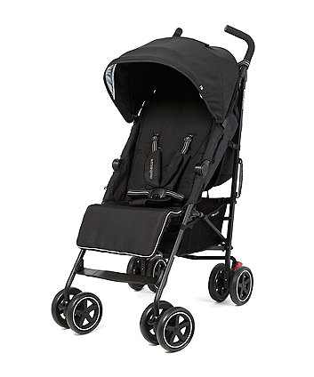 Mothercare Roll Stroller - Black