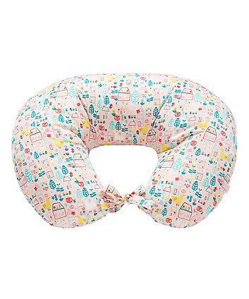 Mothercare Duck House Feeding Pillow